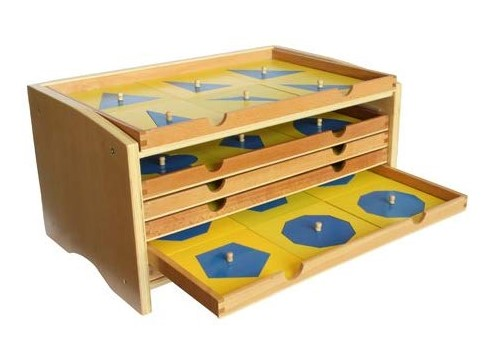 Sensorial Geometry Cabinet