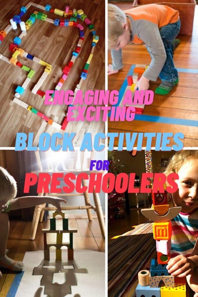 Block Activities for Preschoolers